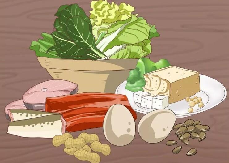 مواد غذایی مختلف در حین شیردهی