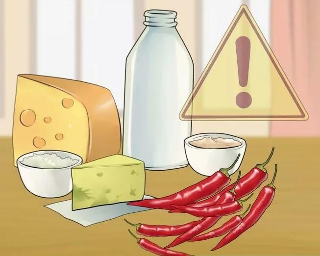 موادغذایی آلرژی زا
