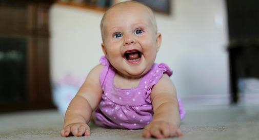 هفته چهارم نوزاد سه ماهه