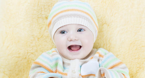 واکسیناسیون نوزاد پنج ماهه در هفته چهارم