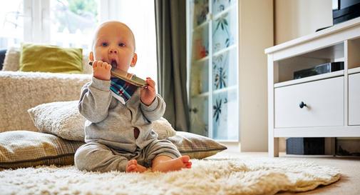 نوزاد هفت ماهه در هفته دوم