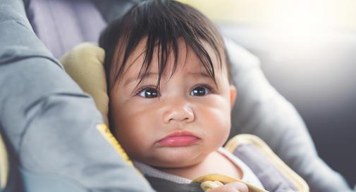 نوزاد نه ماهه در هفته اول