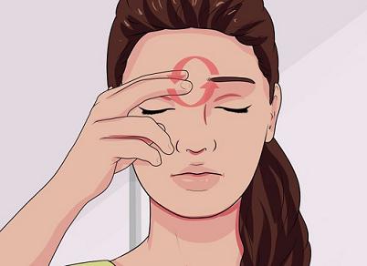 ماساژ برای درمان سینوزیت