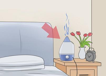 استفاده از دستگاه تهویه برای درمان سینوزیت
