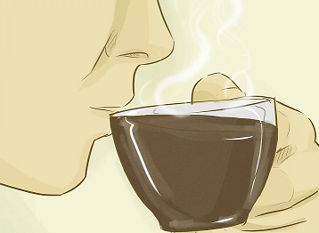 نوشیدن کافئین و جلوگیری از افت فشار خون