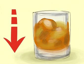 کاهش مصرف الکل و جلوگیری از افت فشار خون