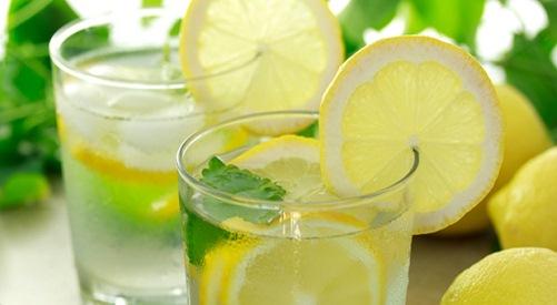 لیمو در مسمومیت غذایی