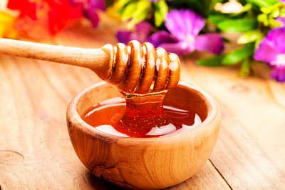 عسل و مسمومیت غذایی