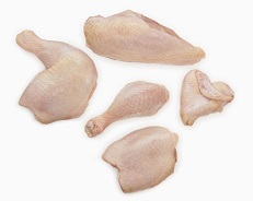 مرغ بخارپز و درمان اسهال