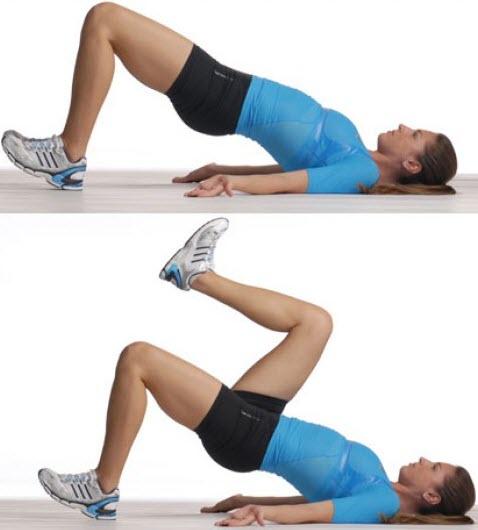 مرحله دوم ورزش برای لاغری