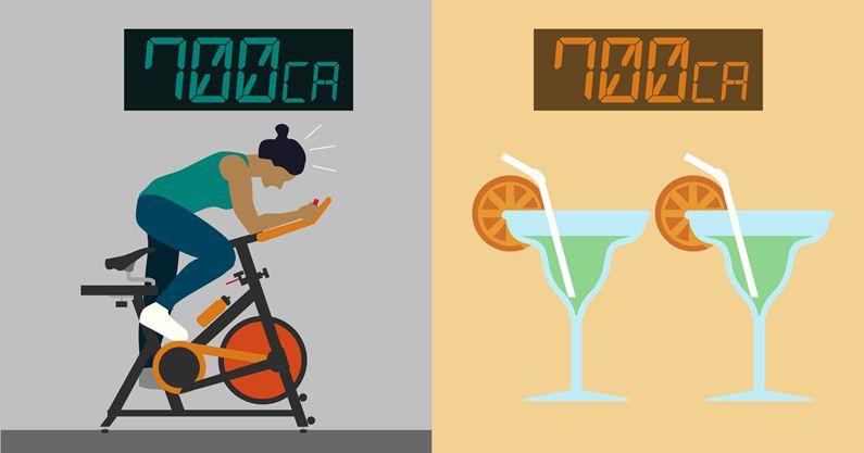 رژیم لاغری و ورزش