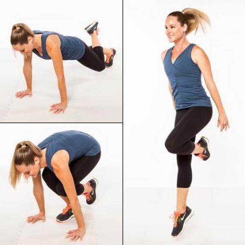 ورزش لاغری شکم و پهلو