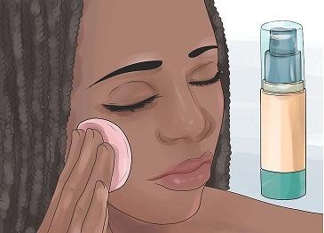 تونر برای بهبود جوش صورت