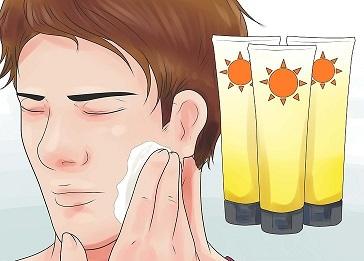 کرم ضد آفتاب و بهبود جوش های صورت