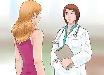 مشاوره با متخصص برای درمان جوش صورت
