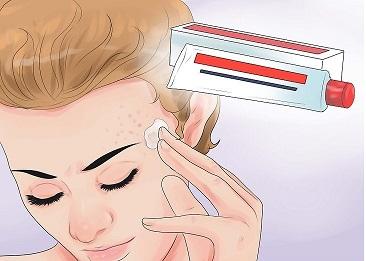 خمیردندان طبیعی و بهبود جوش های صورت
