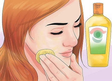 استفاده از سفت کننده برای بهبود جوش صورت
