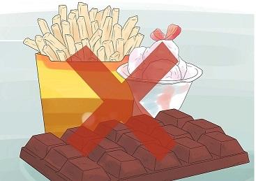 برای بهبود جوش، شکر، قند و نوشابه نخورید