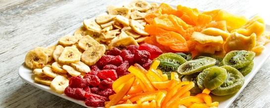 میوه خشک برای وزن گیری جنین