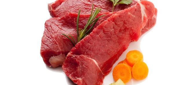 گوشت بدون چربی برای وزن گیری جنین