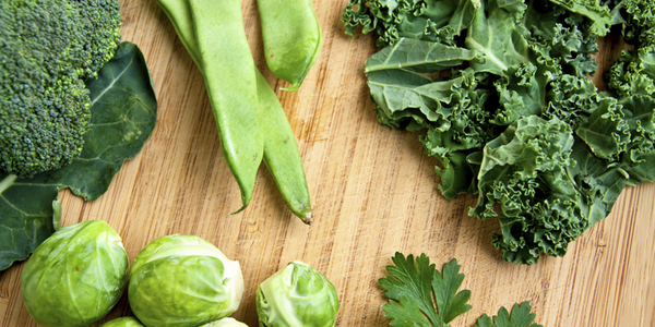 بروکلی و سبزیحات برای وزن گیری جنین