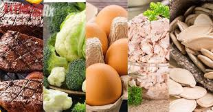 موادغذایی غنی از تستوسترون