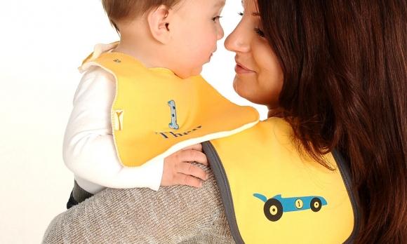 زمان آروغ زدن نوزاد
