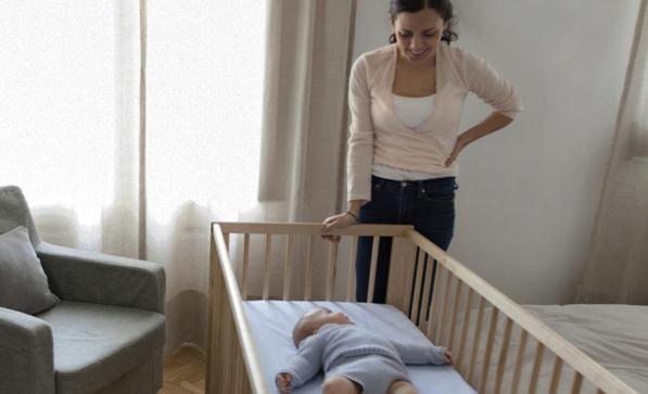 ویژگی های مناسب تخت نوزاد