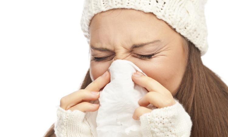 علائم سرماخوردگي