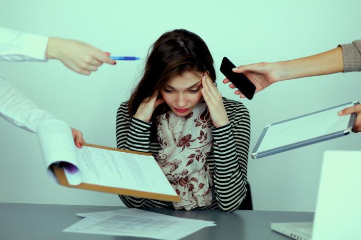 علت استرس چیست