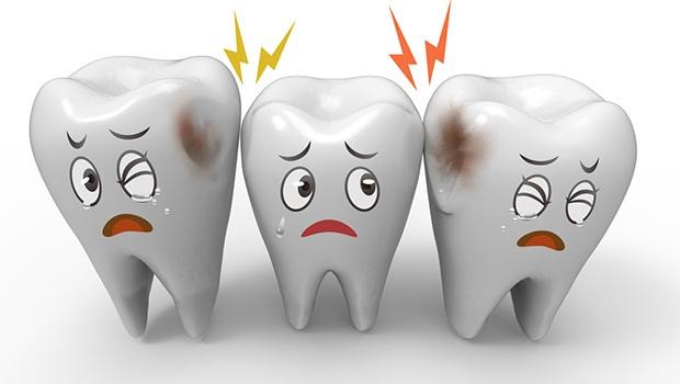 انواع دندان درد