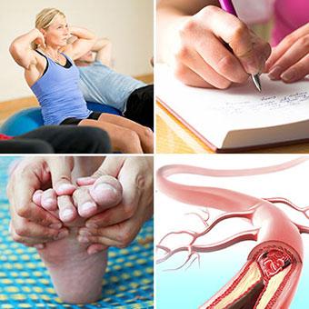علائم و نشانه های اسپاسم