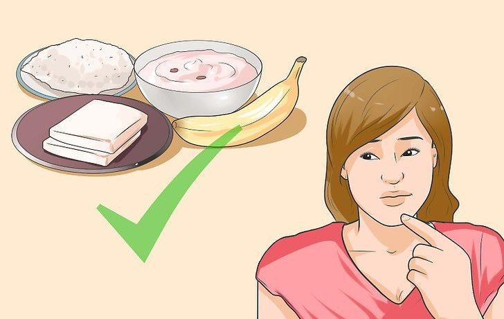در درمان اسهال چی بخوریم