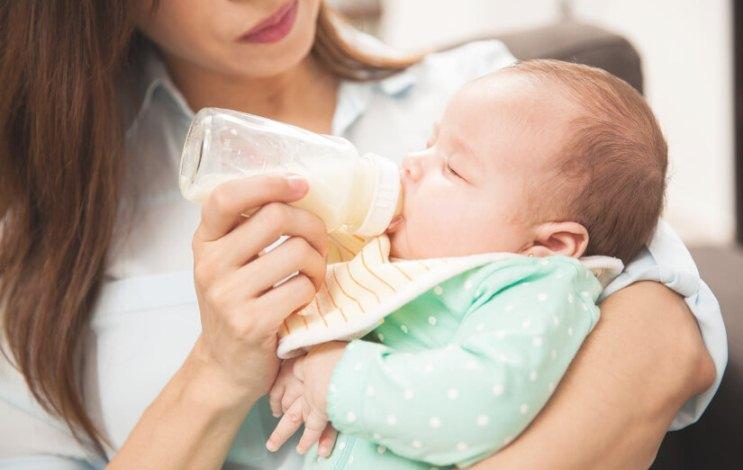 درمان سکسکه نوزاد