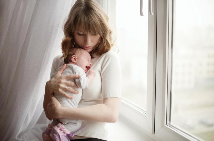 درمان قولنج یا کولیک نوزاد
