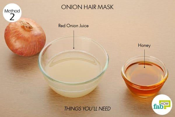 ماسک ریزش مو