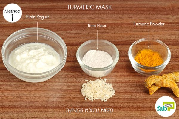 مواد لازم برای ماسک ضد جوش