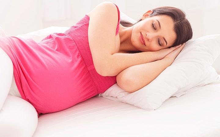 سوالات رایج درباره خوابیدن در بارداری