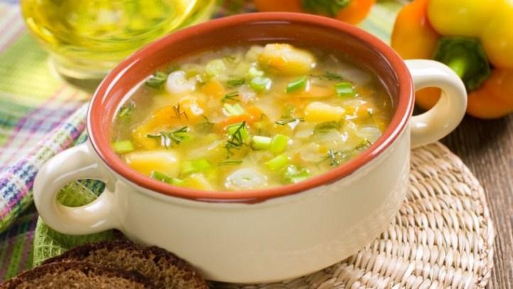 رژیم لاغری 7 روزه سوپ