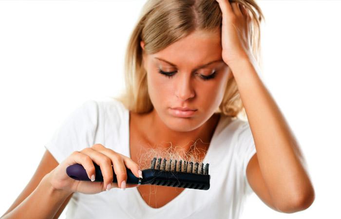 ریزش مو و زنجبیل