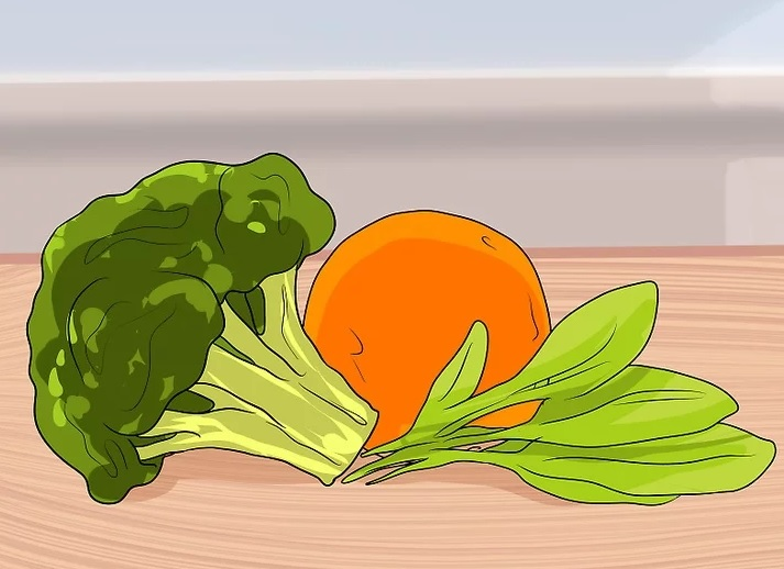 مصرف موادغذایی غنی از ویتامین