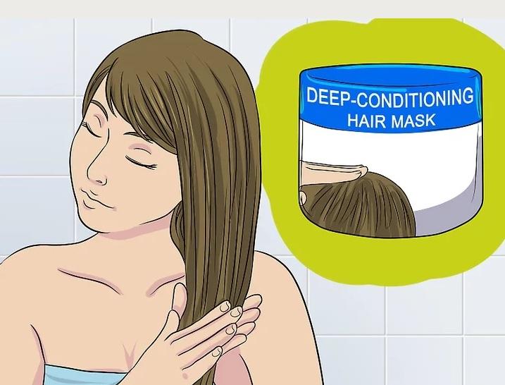 ماسک موی قوی