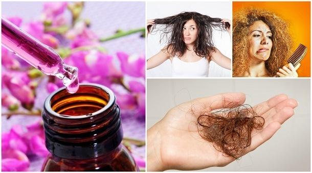 راه های پرپشت کردن مو