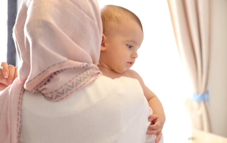 لالایی برای نوزاد