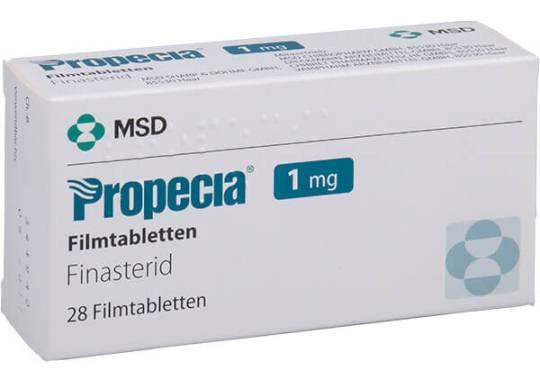 عوارض مصرف قرص فیناستراید