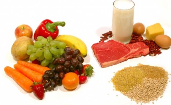 مواد مغذی بعد از زایمان