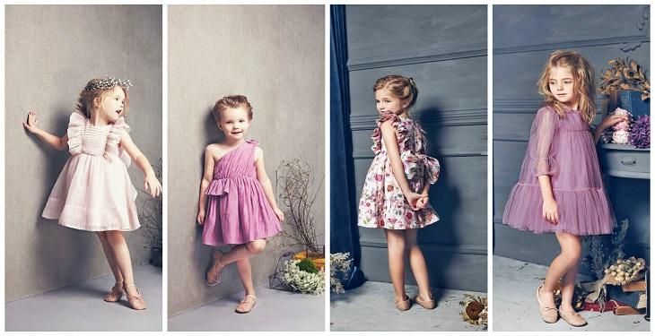 انتخاب لباس دخترانه