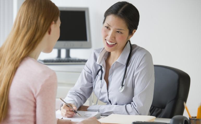 تشخیص عفونت واژن