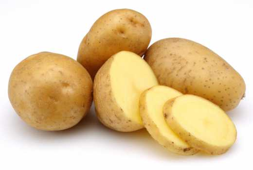 درمان ریزش مو با سیب زمینی