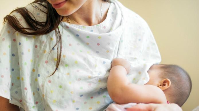علت نیامدن شیر مادر بعد از زایمان
